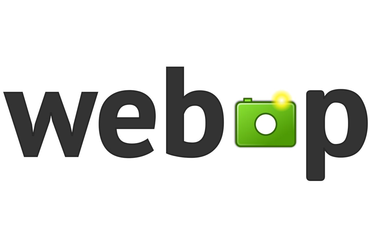 WebP et optimisation